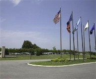 Heartland Park Flags