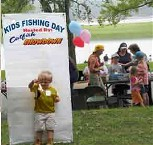 Kid's Fishing Day